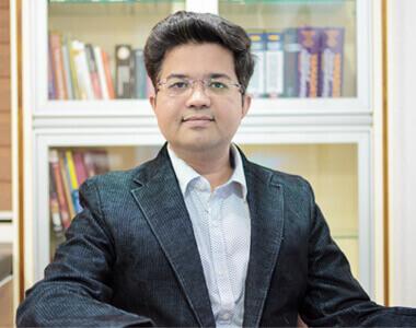 Dr. Sandip P Shah