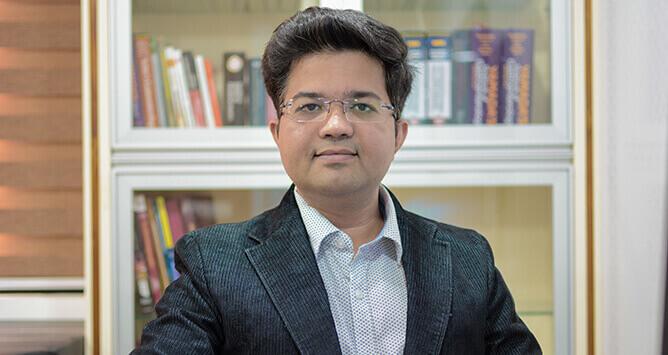 Dr. Sandip P. Shah